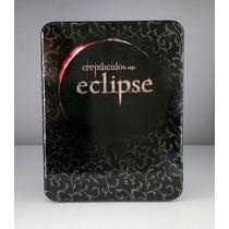 Crepusculo La Saga Eclipse Twilight Edicion Especial En Dvd