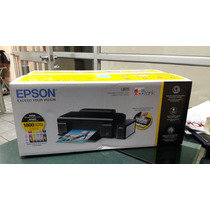 Mejor Impresora Sublimación A4 A 6 Colores Epson L805 L850