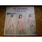 Claudine Longet / El Amor Es Azul - Lp Vinilo Promo