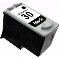 Cartuchos Genericos Canon Pg30 Pg 30 Pixma Ip1800 Ip1900