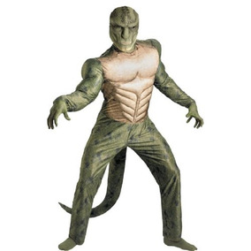 Traje Muscular Disfraz Marvel The Amazing Spider-man 3d Mov