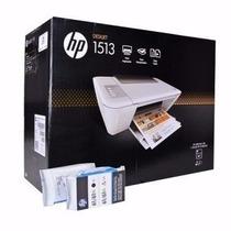 Impresora Hp 1513 Multifuncional Trae Cable Usb