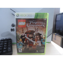 Lego Pirates Of The Caribbean Piratas Do Caribe Xbox 360