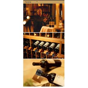 Vinho Tampa Com Bloqueio Segredo