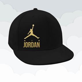Gorras Visera Plana Snapback Michael Jordan