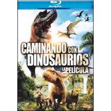 Blu Ray Pelicula Caminando Con Dinosaurios Original Nuevo