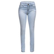 Calça Jeans Feminina Cigarrete Straight Scalon Loren 146053
