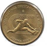 Moneda Grecia Conmemorativa # 1304 Apo