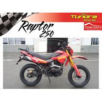 Moto Tundra Modelo Raptor 250