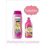 Barbie Set Para Niñas Shampoo + Crema Para Peinar De Avon