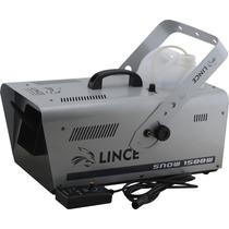 Máquina De Neve Snow Machine 1500w Com Controle Potencia Nf