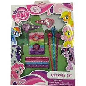 My Little Pony Accesorio Del Pelo Y Extensión Conjunto