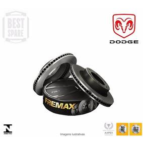 Disco Freio Dianteiro Par Dodge Ram 2500 4x4 Fremax Bd5312