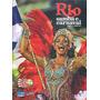 Capa Selminha Sorriso Beija Flor Carnaval 2014 Revista Rio S