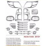 Toyota Hilux Kit Protectores Cromados (25 Piezas) Año 2012 +