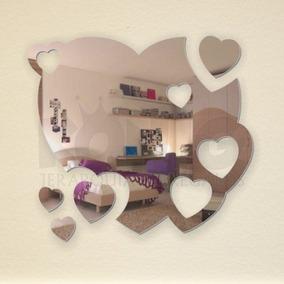 espejos corazones decorativos originales baratos heart spot