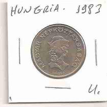 Ml-3136 Moeda Hungria (20 Forint) 26mm 1983