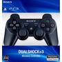 Control Playstation 3 Inalambrico Dualshock 3