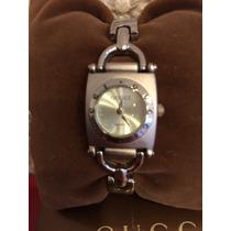 Reloj Gucci D Dama Completamente Original, No Copia Ni Clon