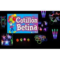 Carnaval Carioca Luminoso Y Fluo 100 Pers Cotillon Betina