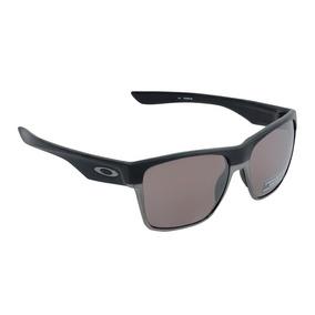Óculos Masculino Oakley Two Face Xl Matte Black Prizm Polari