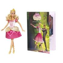 Barbie 12 Princesas Bailarinas Genevieve Doll Y Giftset Lib