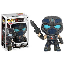 Funko Pop! Games: Gears Of War - Clayton Carmine