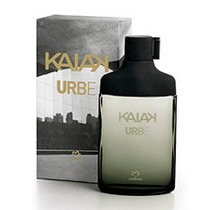 Kaiak Urbe Colonia Masculina - 100ml - Original - Kit C/04