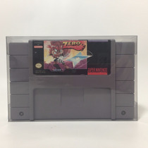 Zero The Kamikaze Squirrel Snes 100% Original