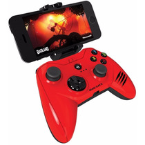 Control Gamer Para Ipod, Iphone O Ipad Color Rojo
