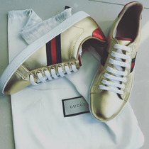 Tenis Gucci Louis Vuitton