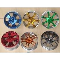 Kit Metalizaçao,cromo,decoração,moto,rodas,espelho,cromagem