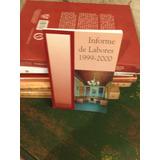 Informe De Labores Poder Judicial Zacatecas, Felipe Borrego