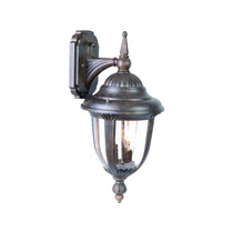 Lampara Exterior Pared Monterey Collection Wall-mount 3-luce