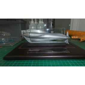 Submarino Teredo Replica A Escala