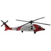 Helicoptero Rescate Aereo De Colección Metalico