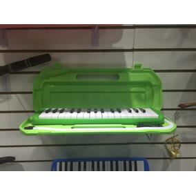 Melódica Piánica Melodión Organola Jendrix Verde