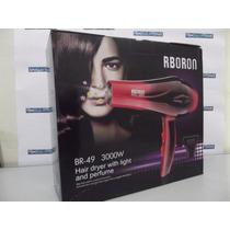 Secador De Cabelos Profissional 3.000w C/ Perfume E Luz 220v