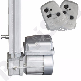 Kit Motor Para Portão Basculante Gatter Peccinin 1/4
