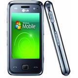 Celular Touch Lg Gm750 Preto Wifi Câmera 5mp Mp3