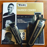 Wahl 5-star Barber Combo Legend Clipper And Hero Trimmer 818