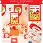 Kit Imprimibles Caperucita Roja Editable 100 %