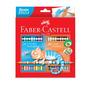 Lápis De Cor Faber Castell Bicolor 2 Pontas 24 Lápis/48 Core