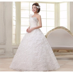Vestido De Noiva Princesa Pronta Entrega - Vestido Importado