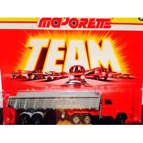 Majorette Camion Volcador Largo Nuevo Original En Blister
