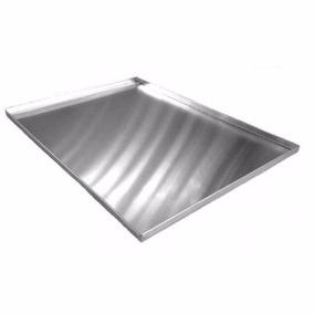 Assadeira Para Rocambole Grande Em Alumínio (padrão)