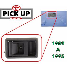 89-95 Toyota Pick Up Camioneta Manija Interior Izq. Negro