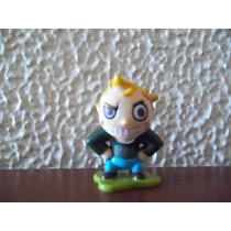 Miniatura Kinder Ovo - Menino Louro - Funny Students
