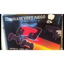 Remate Consola Mil Juegos Nintendo (mario Bros), Play Y Mas