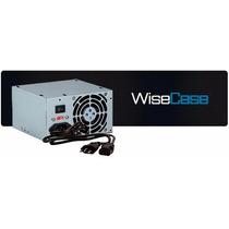 Fonte Atx 220w - Ws500 - P42s - Wisecase